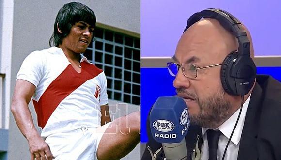 "Selección peruana | Fox Sports: ""Christian Cueva hizo un golazo a lo Cholo Sotil"" | VIDEO"