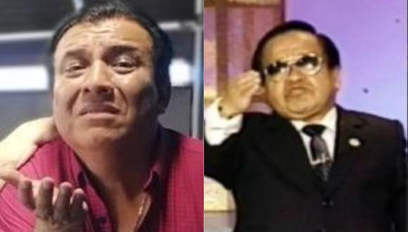 """Manolo Rojas tras muerte del cómico Justo Espinoza Pelayo: """"Crecía en el escenario"""". (Foto: @manolorojasperu/captura de video)"""