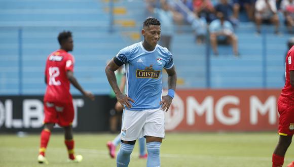 Ray Sandoval llegó a Sporting Cristal a inicios de año tras su paso por México. (Foto: GEC)