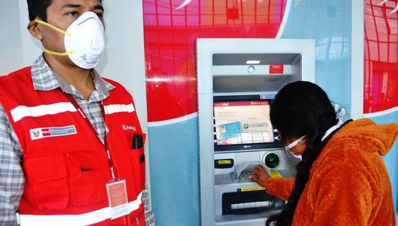 La fase 3 está dirigida a los perceptores que ya se encuentren afiliados a la Banca celular del Banco de la Nación (Foto: Andina)