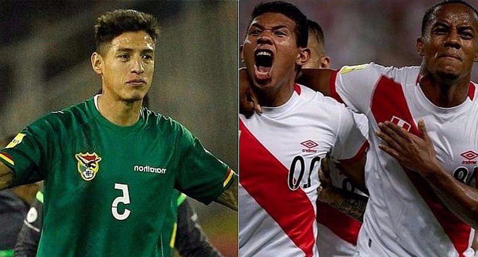 Boliviano Nelson Cabrera da con palo a Perú por ganar puntos en mesa
