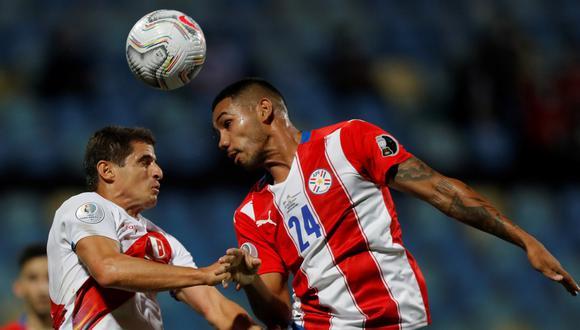Aldo Corzo disputará su tercera semifinal de Copa América con la Selección Peruana. (Foto: EFE)