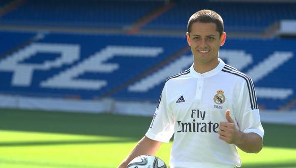 Real Madrid: 'Chicharito' dejaría el club para fichar por el Wolfsburgo