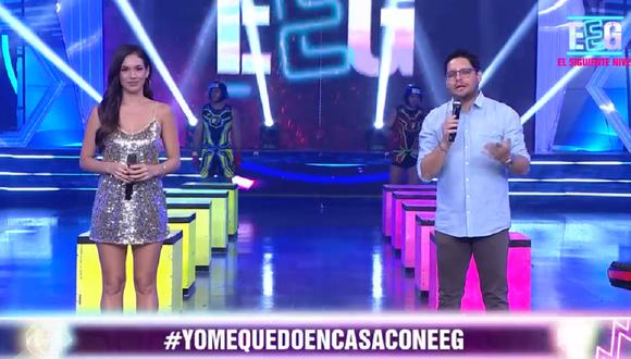 """""""Esto es guerra"""" emite programa grabado. (Foto: Captura América TV)"""
