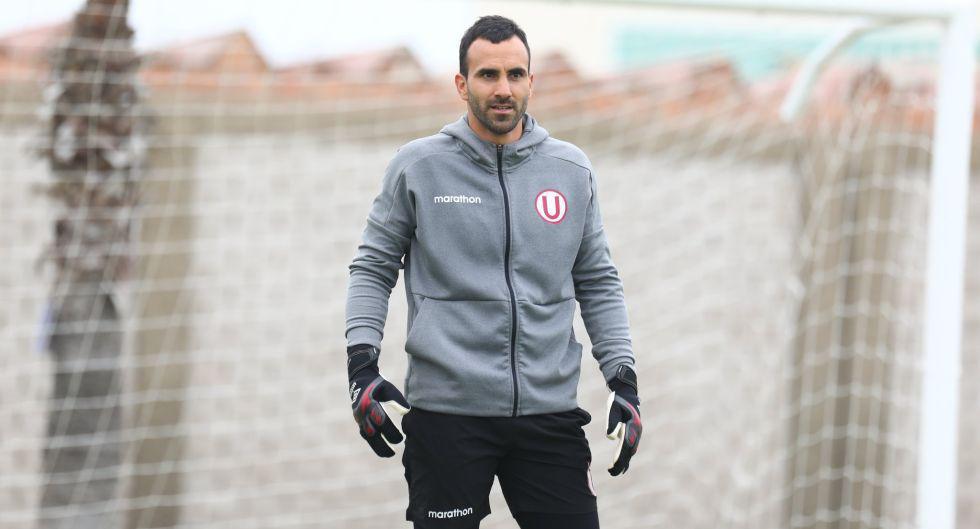 José Carvallo. (Foto: Prensa 'U')