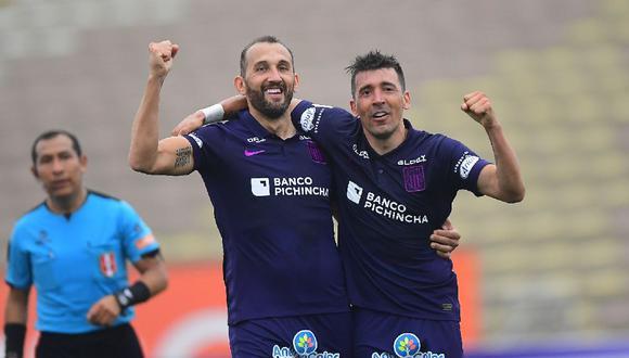 Alianza Lima es el líder de la fase 2  de la Liga 1.