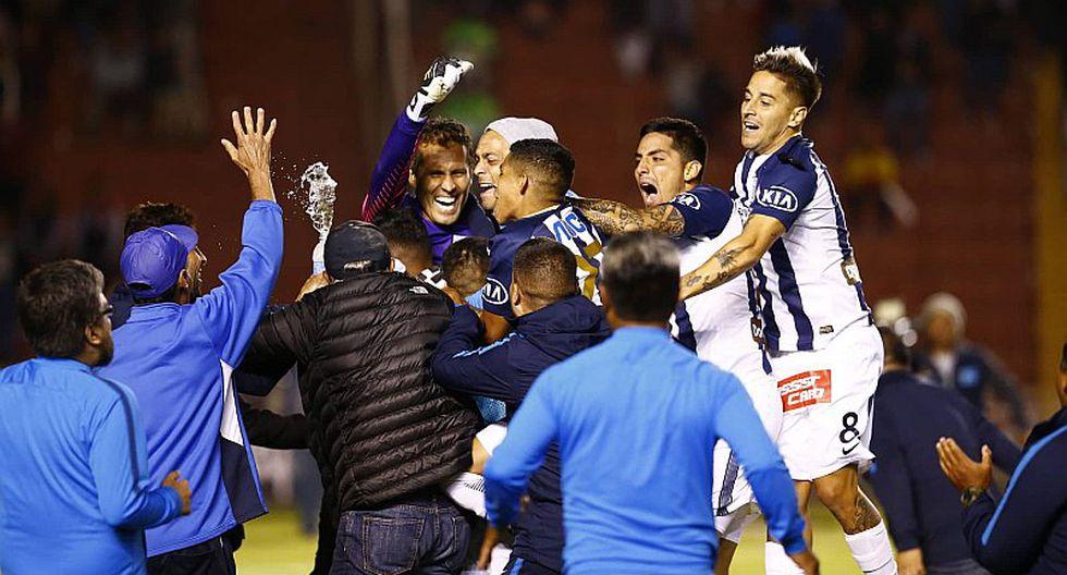 Alianza Lima venció a Melgar en penales y enfrentará a Cristal en la final