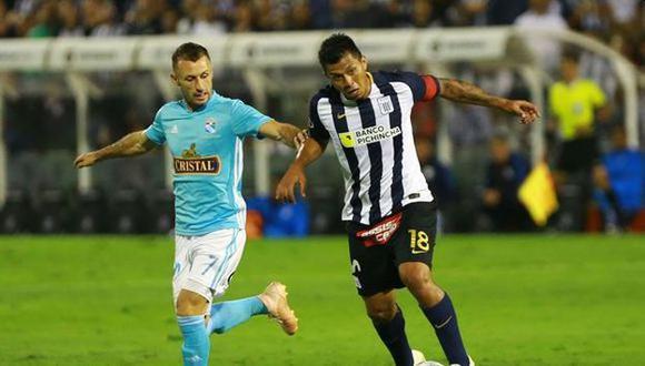 Alianza Lima y Sporting Cristal se medirán el martes en el Estadio Nacional. (Foto: GEC)