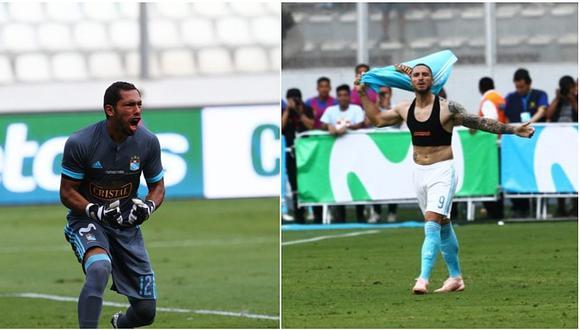 Cristal golea 3-0 a Alianza y se corona campeón nacional 2018 | VIDEO