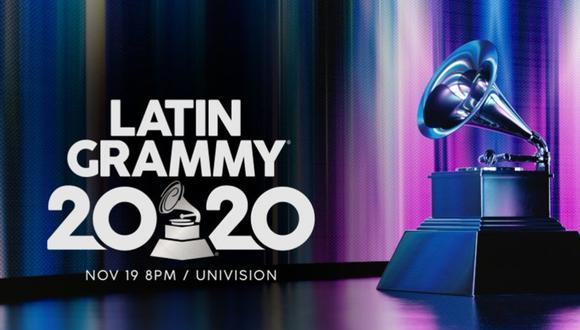 Vía TNT en vivo online: Latin Grammy 2020 en directo; nominaciones, ganadores y última hora