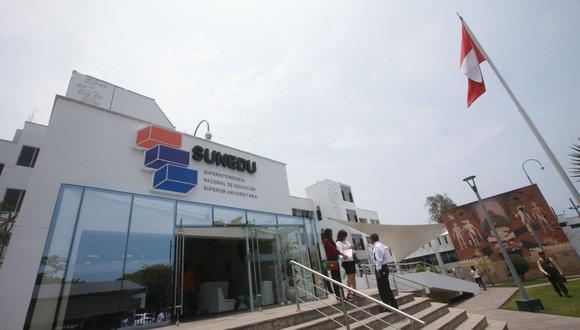 Sunedu se pronunció sobre el caso de la Universidad Católica Los Ángeles de Chimbote. (GEC)