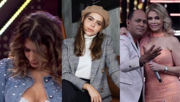 """Milett Figueroa es eliminada de """"El artista del año"""", Yuya anuncia embarazo y otras noticias del entretenimiento nacional e internacional. (Foto: Captura América TV/@yuyacst/USI)."""