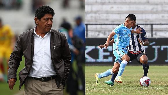 """Binacional: """"La amarilla de Andy Polar es extraña porque lo saca del partido contra Alianza Lima"""""""