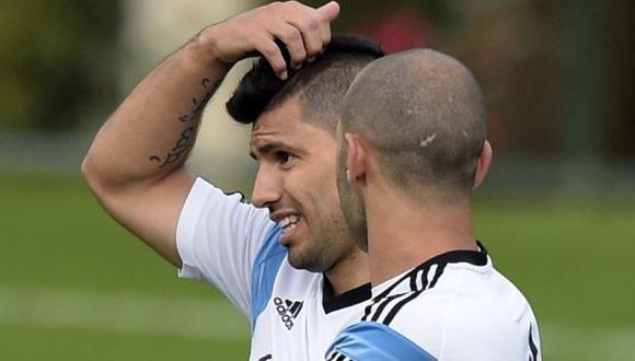Javier Mascherano se retiró al fútbol a los 36 años, con camiseta de Estudiantes de La Plata. (Foto: AFP)